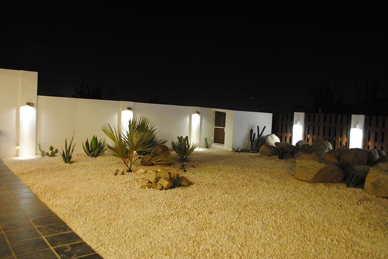Vakantiehuis Aruba Villa La Granda - Buiten