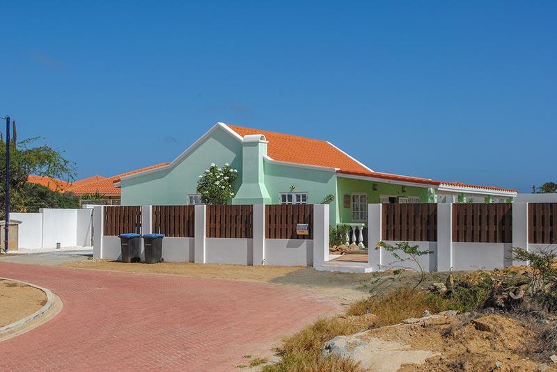 Vakantiehuis Aruba Villa La Granda - Uitzicht