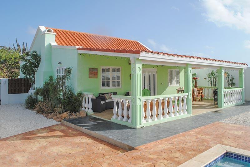 Vakantiehuis Aruba Villa La Granda
