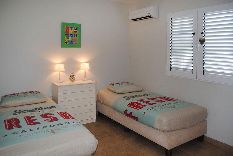 Vakantiehuis Aruba Villa La Granda - Slaapkamer