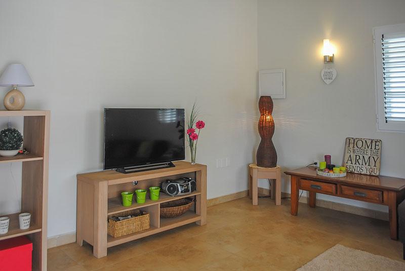 Vakantiehuis Aruba Villa La Granda - Woonkamer